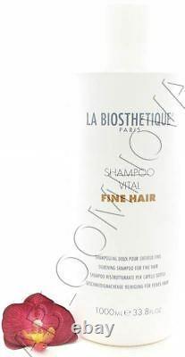 La Biosthétique Vital Shampooing Fine Hair Pour Cheveux Fins 1000ml Salon