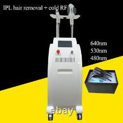 Laser Ipl Shr Opt Cheveux Épilation Rf Peau Rajeunissement Lumière Professionnel Salon Nous