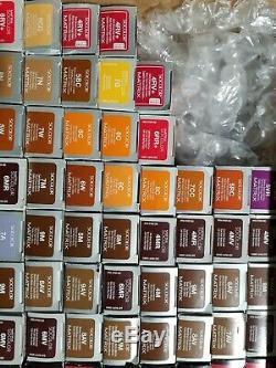 Matrice Socolor Salon Professionnel Dye Hair Assortiment Beaucoup 3oz 188 Tubes