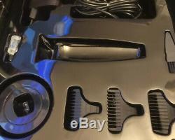 Nouveau Salon Pro Combo 10.000rpm Magnétique Professionnel Sans Fil Clipper & Trimmer