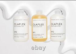 Olaplex Salon Intro Kit N ° 1 Et N ° 2 (2) 17,75 Fl. Oz. Chaque Exclusivité Pro