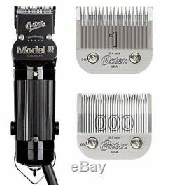 Oster Modèle 10 Classique Professionnel Barber Salon Pro Toilettage Cheveux Clipper Wi