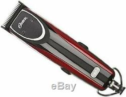 Oster Outlaw 2 Vitesses Turbo Boost Professional Clipper Hair Salon. Poids Léger