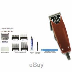 Oster Rapide Tondeuse Professionnelle Flux Cheveux 76023-510 Barber Salon Cut Haircut