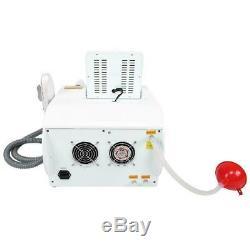 Pro Ipl Elight Shr Opt Épilation Au Laser Machine De Soins De La Peau Salon
