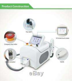 Pro Opt Shr Ipl Épilation Instrument Épilation Salon Spa Beauté Machine