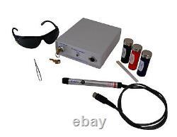 Pro Salon Advanced Laser Hair Removal Machine, Système Puissant, Permanent