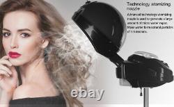 Processeur Professionnel De Cheveux Steamer Rolling Stand Beauty Salon Processeur De Couleur Machine