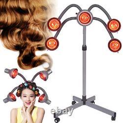 Processeur Professionnel De Sèche-cheveux Infrarouge Salon Barber Beauty Perm Color Heater