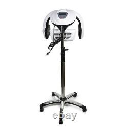 Professional Adjust Hair Dryer Hood Salon Portable Salon Salon Salon Floor Stand Nouveau