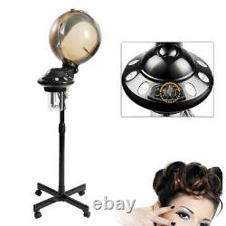 Professional Hair Steamer Hair Care Styling Salon Spa Équipement Withrolling Stand