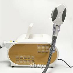 Professional Opt Shr Ipl Traitement Traitement Thérapie De L'acné Enlèvement Des Cheveux Beauty Salon Device