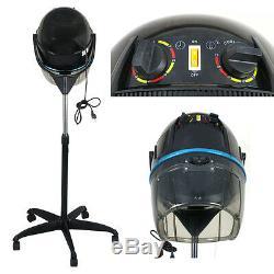 Professionnel 1300w Cheveux Bonnet Sèche Chaud Perm Réglable En Hauteur Salon Utilisation