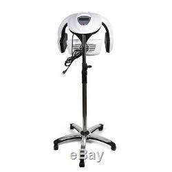 Professionnel Adjust Sèche-cheveux Salon Hotte Portable Coiffeur Floor Stand Nouveau