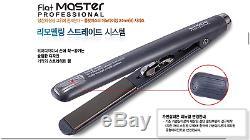 Professionnel Créer Fer Plat Master M-taille Salon Lisseur Corée