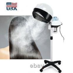 Professionnel Hair Steamer Hairdressing Care Beauty Salon Hood Oil Machine 110v