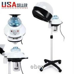 Professionnel Hair Steamer Hairdressing Carebeauty Salon Spa Hood Color Processor