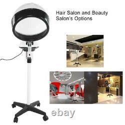 Professionnel Hair Steamer Hairdressing Salon Beauty Hood Color Processor Us