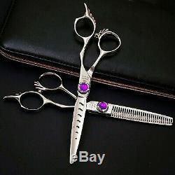 Professionnel Salon De Coiffure Salon De Coiffure Coupe De Cheveux Ciseaux Amincissants Ciseaux Set
