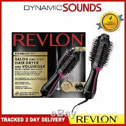 Revlon Pro Collection Salon One Step Sèche-cheveux Et Volumiser Rvdr 5222 Nouveau