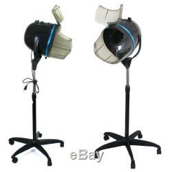 Salon Bonnet-up Stand Sèche-cheveux Styling + Portable Shampooing Bowl Deep Basin