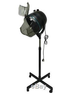 Salon De Coiffure Portable Professionnel Sèche-bois Stand Up Styling Bonnet Sèche-cheveux