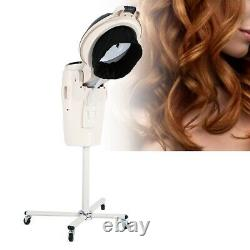 Salon De Coiffure Pro Hair Steamer Rolling Stand Base Hair Styling Care Steamer