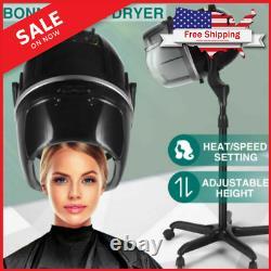 Salon Professionnel Bonnet Stand-up Hair Dryer Hood Coiffure Beauté Styling