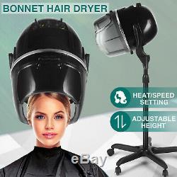 Salon Professionnel Bonnet-up Stand Sèche-cheveux Hotte Coiffure Beauté Styling