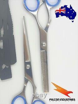 Salon Professionnel De Coiffure De Coupe De Cheveux Amincissant Ciseaux Cisaillements Ensemble Salon De Coiffure