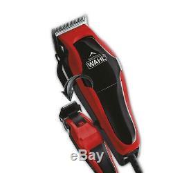 Salon Professionnel Des Cheveux Cut Machine Barber Coupe Clippers Trimmer Kit Wahl Nouveau