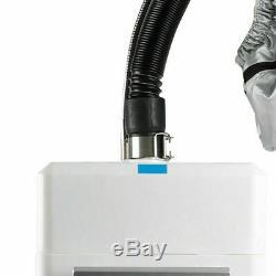 Salon Professionnel Vertical Stand Steamer Nano Cheveux Anion Processeur Couleur Des Cheveux