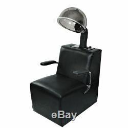 Sèche-cheveux Et Chaise Combo Salon De Beauté Professionnel Barber Shop Accessoires De Style