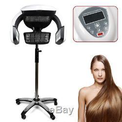 Sèche-cheveux Portable Support Sèche-cheveux Professionnel Hotte Salon De Coiffure Étage