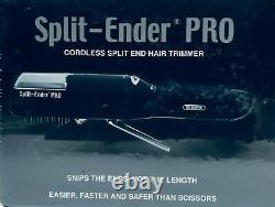 Split Ender Pro, Comprimeur De Cheveux Fendus Sans Fil, Salon Professionnel, 1/4 & 1/8