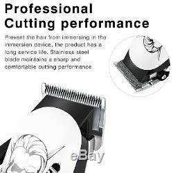 Tondeuse Machine Professionnelle Coupe De Cheveux Salon De Coiffure Coupe Clippers Wahl Kit Set