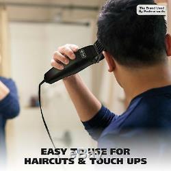 Tondeuse Professionnelle Tondeuse À Cheveux Kit Machine De Coupe De Cheveux Salon De Coiffure Salon Pour Hommes
