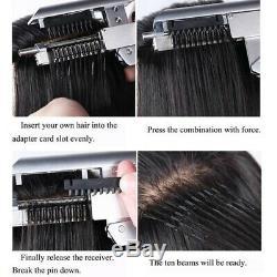 Top Professionnel 6d Hair Salon Connecteur Cheveux Outils De Cheveux 6d Cheveux Exten