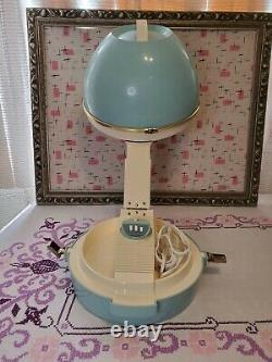 Vintage Oster Professionnel De Beauté Salon Sèche-cheveux 1960s Model 275 Works