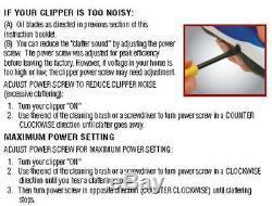 Wahl Professional Coupe De Cheveux Clippers Kit Salon Barbe Salon De Coiffure Set Accueil États-unis